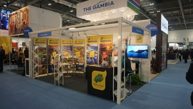 St Helena tourism at WTM 2017